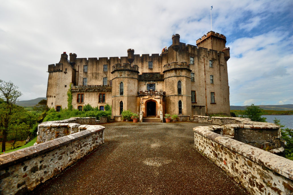 Dunvegan Castle, Skye, Scotland