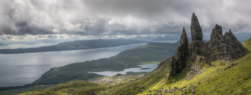 Old Man Of Storr, Isle of Skye, Scotland, Highlands