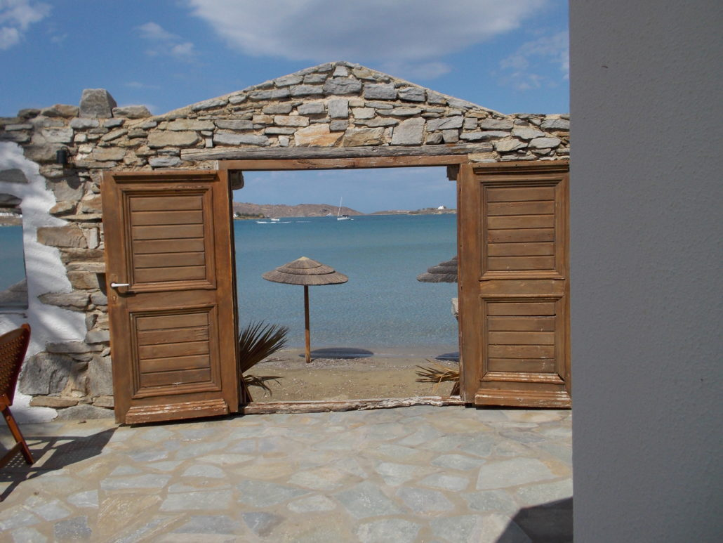 Astir of Paros beach access
