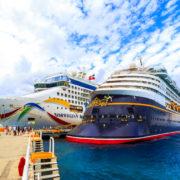 Disney and Norwegian cruise line