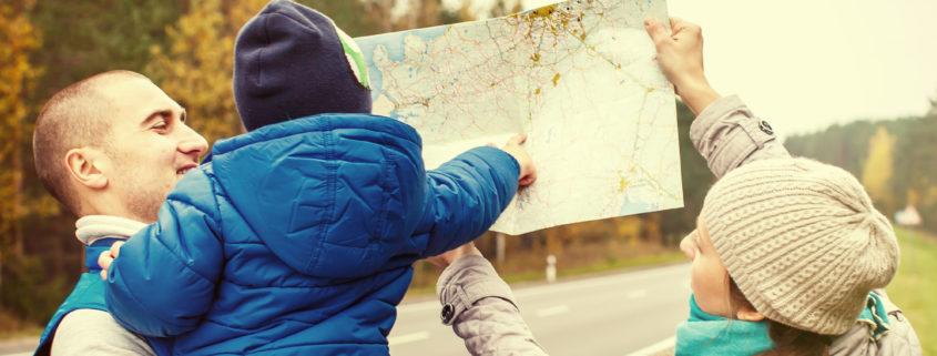 Family Fall Roadtrip