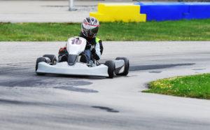 Go-Kart Racecourse