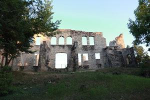 Ha Ha Tonka State Park Castle Wall ruins