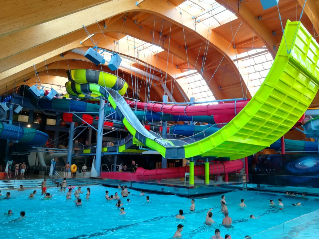 Indoor Waterparks Keep Summer Alive Wherever Family