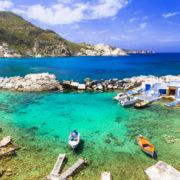 The Island of Milos, Greece
