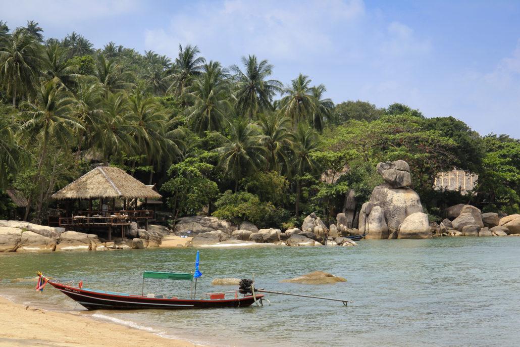Southern Thailand Beach
