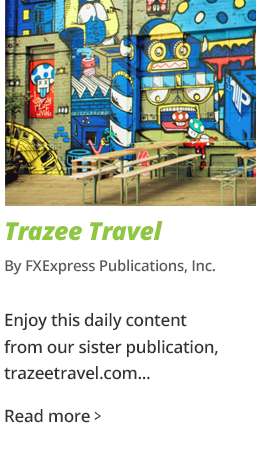 Trazee Travel Publication