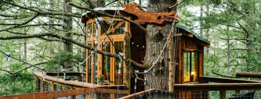 Hipcamp Eagles Nest Farmhouse by Julian Bialowas