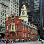 Old State House, Boston, Mass.