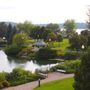 Osthoff Grounds in Elkhart Lake Wisconsin