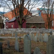 Salem, MA, Old Burying Point