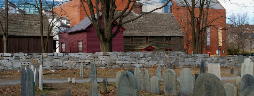 Salem, MA, Old Burying Point