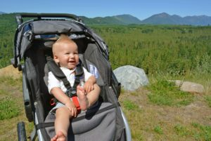 Baby at Suncadia Resort by Destination Hotels