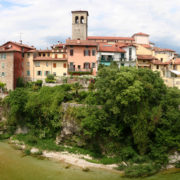 Cividale del Friuli in Italy