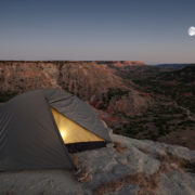 Camping at Grand Canyon