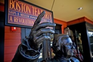Boston Tea Part Ships and Museum