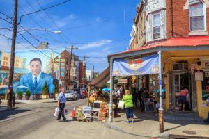 South Philly Italian Market