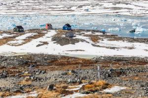Qoornoq - former fishermen village in Greenland