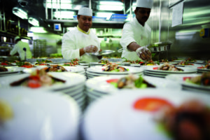 Costa Cruises Culinary