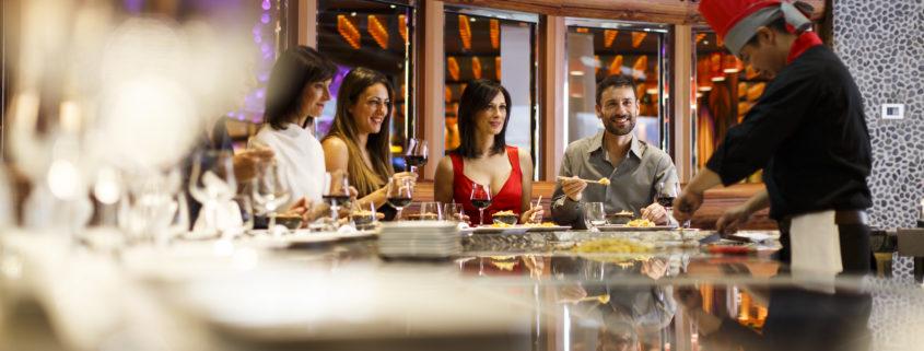 Costa Cruises Dining