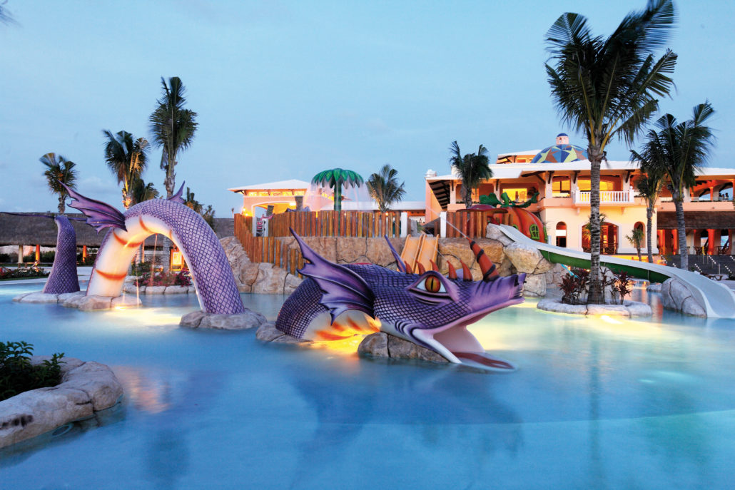 Barcelo Maya Grand Resort Kids Water Park