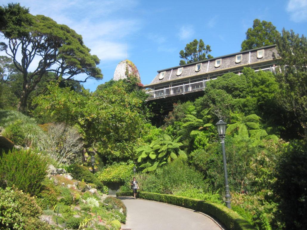 Botanical Garden Wellington