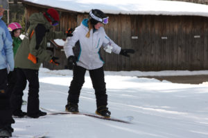 Cramore Mountain Resort, GET lessons, snow boarding, New Hampshire, North Conway