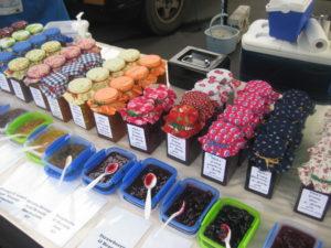 Farmers market, wellington