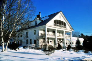 Lower Waterford, Vermont, Rabbit Hill Inn