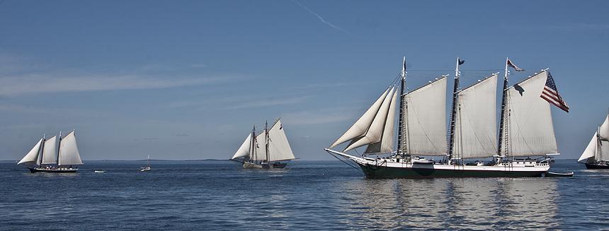 Maine Windjammer Fleet