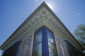 Persian Teahouse in Boulder, Colorado