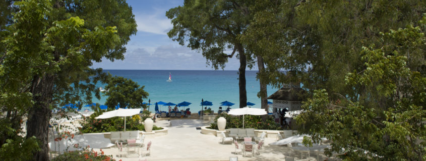 sandy beach luxury resort