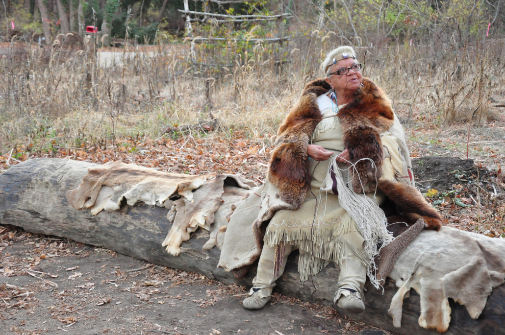 Wampanoag at Plimouth Plantation
