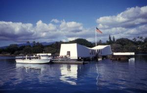 USS Arizona Memorial, Honolulu, Hawai'i