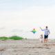 Family on beach, hilton head island, SC