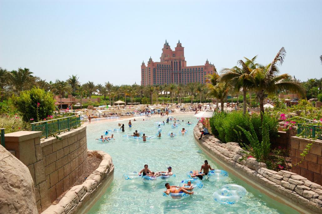 Adventure Waterpark, Atlantis, The Palm, Dubai