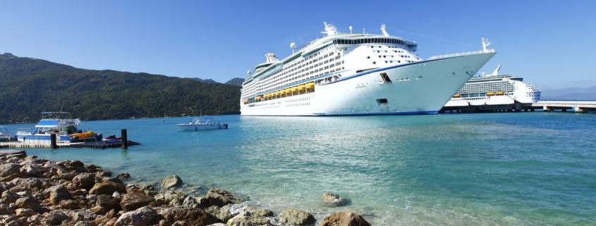 Cruise ship Caribbean