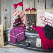 Traveling with gifts during holidays