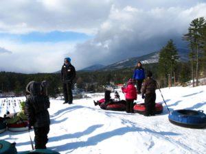 Cranmore Mountain Resort Mar 2011