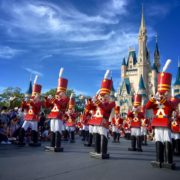 Walt Disney World Parade
