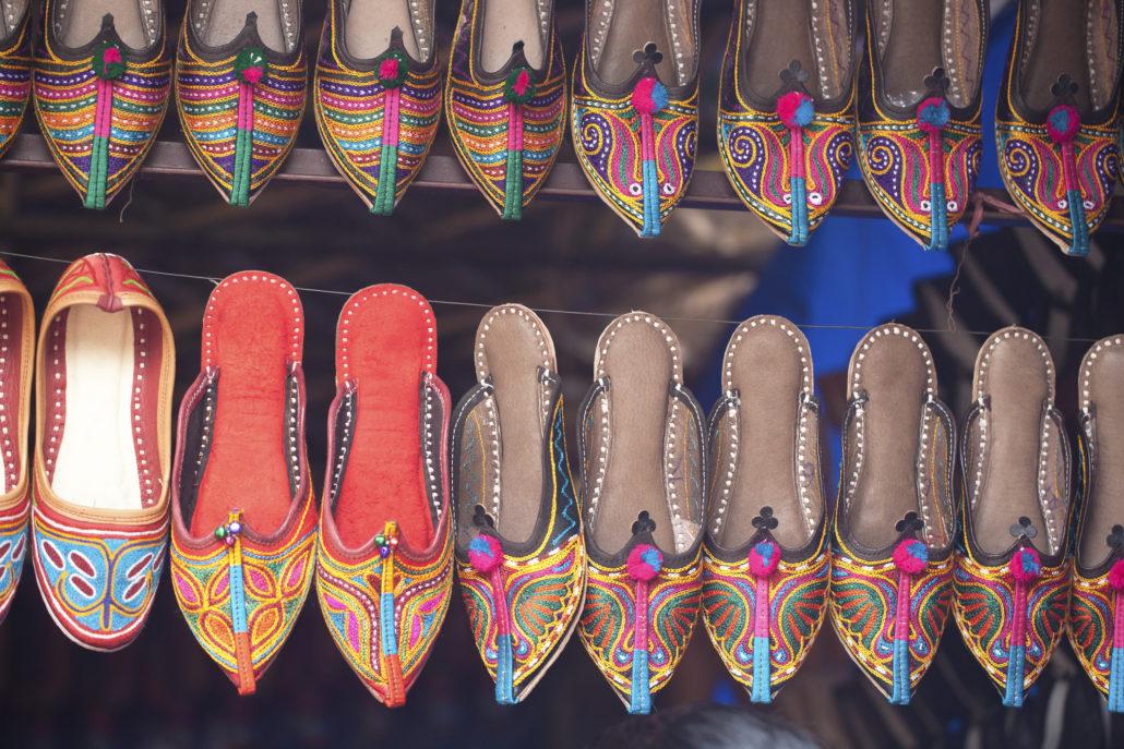 New Delhi, India shopping