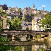 Luxembourg City, Luxembourg, Europe