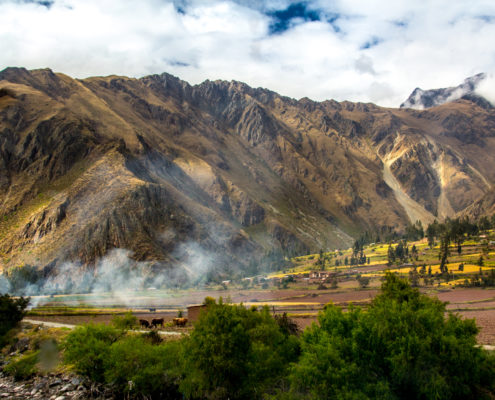 Peruvian Sacred Valley: The Train Ride to Machu Picchu