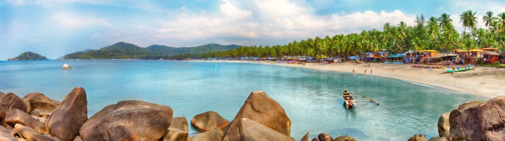 Beaches of Goa, India