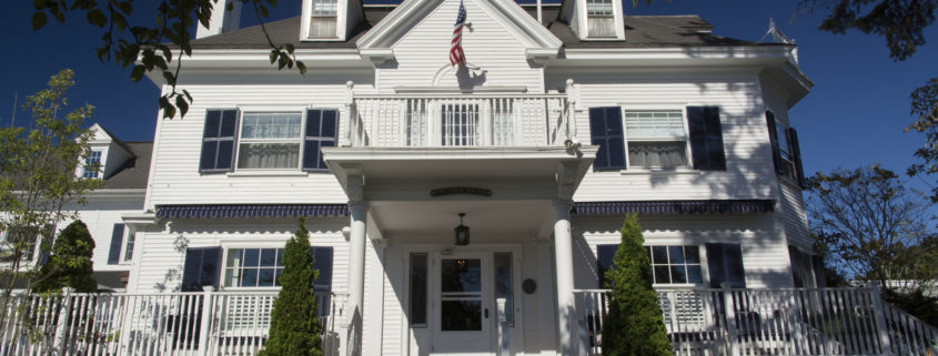The Kennebunkport Inn Maine