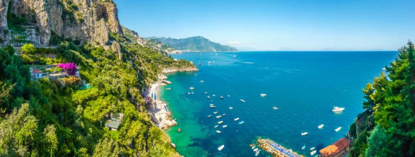 Amalfi Coastline, Italy