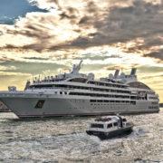 Ponant Cruise Line