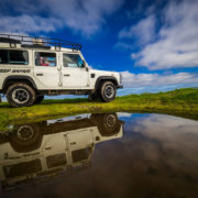 Jeep tour in Azores, Portugal