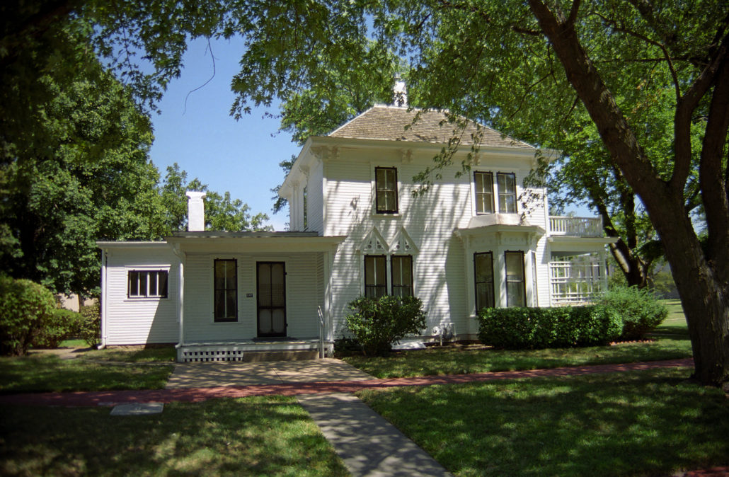 Dwight D. Eisenhower Boyhood Home