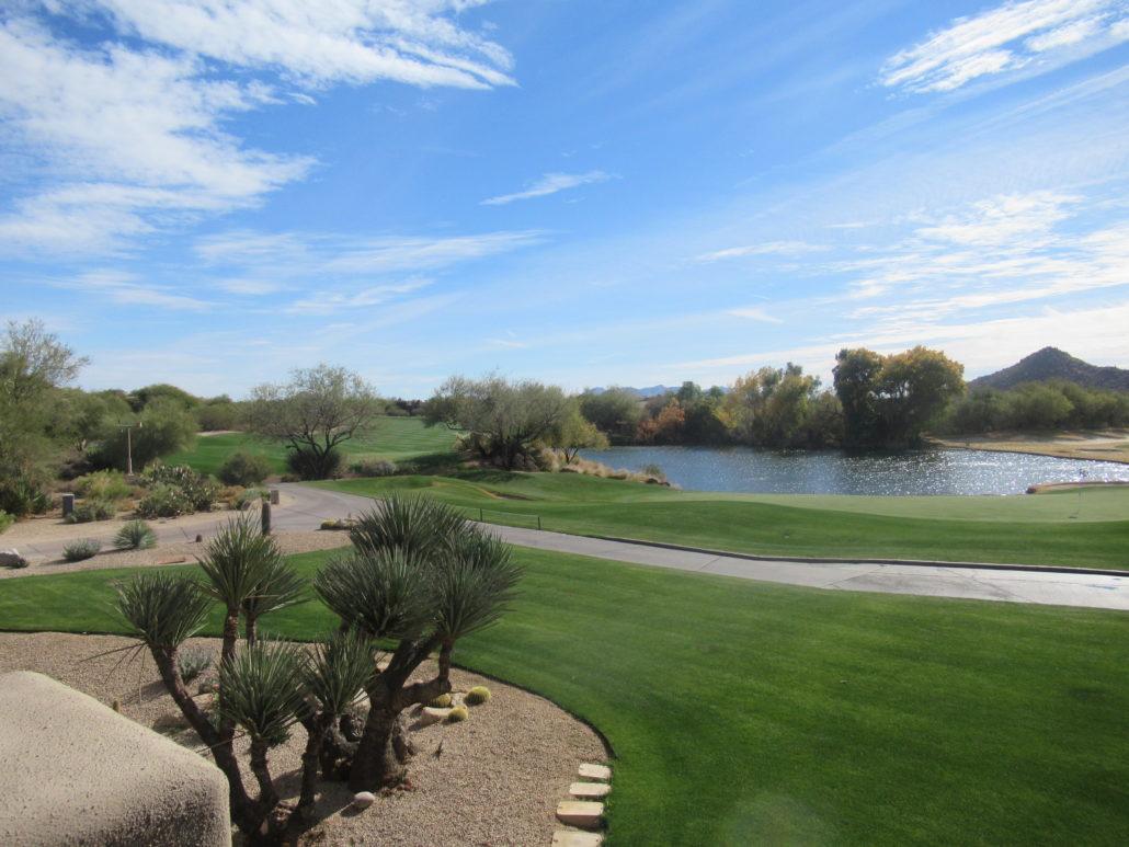 Boulders Golf Course EG